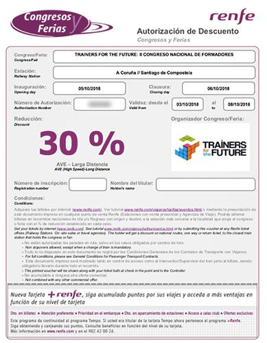 Autorizacion Publica Descuento Renfe T4F2018