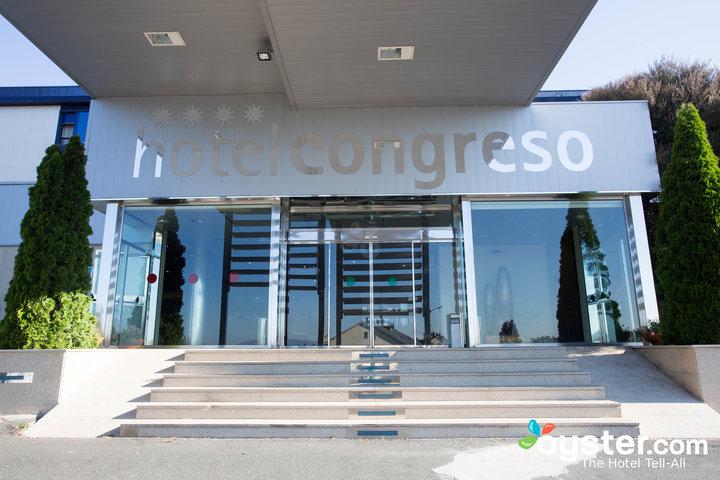 Hotel Congreso - Fachada