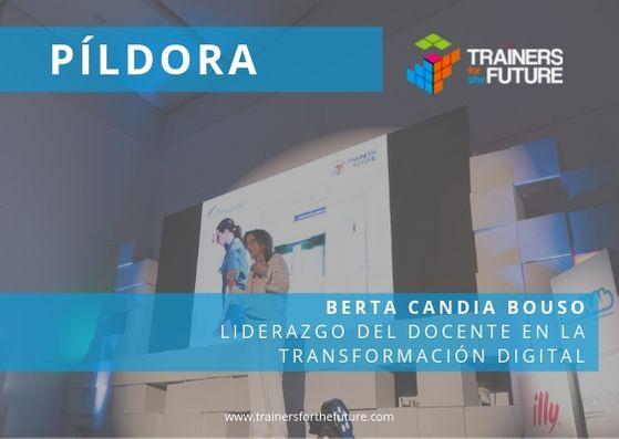 Píldora Berta Candia Bouso