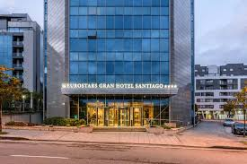 Hotel Eurostars Gran Hotel_entrada